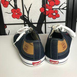 Men's  Navy Blue Sneakers